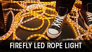 Firefly LED Rope Light