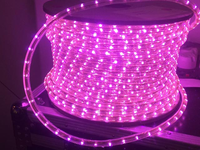 Pink rope light firefly lighting pink rope light aloadofball Images
