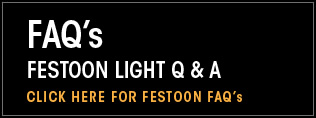 FAQ's Festoon Light Q & A